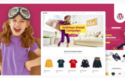 You are downloading Uneno - Kids Clothing & Toys Store WooCommerce Theme Nulled whose current version has been getting more updates nowadays, so, please