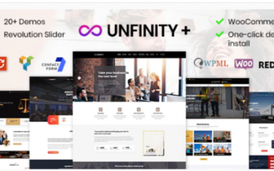 You are downloading Unfinity - One page WordPress Nulled whose current version has been getting more updates nowadays, so, please keep visiting for getting