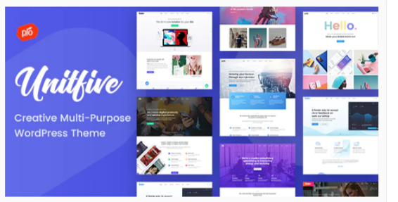 Download Unit Five – Creative Multi-Purpose Theme + RTL Nulled