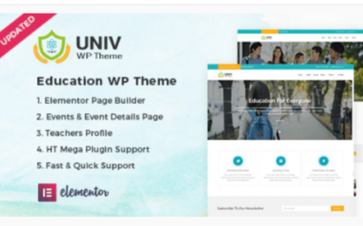 You are downloading Download Univ – Education WordPress Theme Nulled whose current version has been getting more updates nowadays, so, please