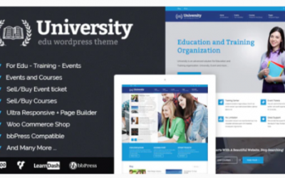 You are downloading University - Education, Event and Course Theme Nulled whose current version has been getting more updates nowadays, so, please
