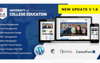 You are downloading University | Education Responsive WordPress Theme Nulled whose current version has been getting more updates nowadays, so, please