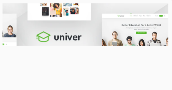 You are downloading University WordPress Theme - Univer Nulled whose current version has been getting more updates nowadays, so, please keep visiting