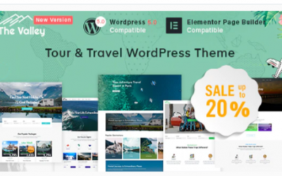 You are downloading Valley - Tour & Travel Agency WordPress Theme Nulled whose current version has been getting more updates nowadays, so, please