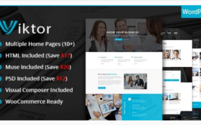 You are downloading Viktor - Responsive Corporate WordPress Theme Nulled whose current version has been getting more updates nowadays, so, please
