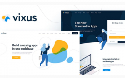 You are downloading Vixus | Startup & Mobile App WordPress Landing Page Theme Nulled whose current version has been getting more updates nowadays,