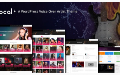 You are downloading Vocal - Voice Over Artists WordPress Theme Nulled whose current version has been getting more updates nowadays, so, please