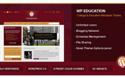 You are downloading WP Education - Responsive, professional and powerful education theme Nulled whose current version has been getting more updates