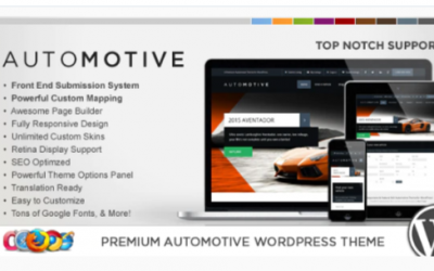 You are downloading WP Pro Automotive 2 Responsive WordPress Theme Nulled whose current version has been getting more updates nowadays, so, please