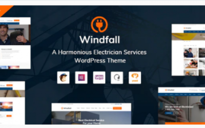 You are downloading Windfall - Electrician Services WordPress Theme Nulled whose current version has been getting more updates nowadays, so, please