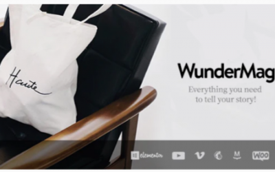 You are downloading WunderMag - A WordPress Blog / Magazine Theme Nulled whose current version has been getting more updates nowadays, so, pleas