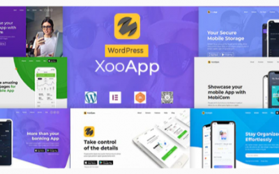 You are downloading XooApp - App Landing Page WordPress Theme Nulled whose current version has been getting more updates nowadays, so, please