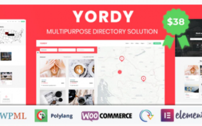 You are downloading Yordy - Directory Listings WordPress Theme Nulled whose current version has been getting more updates nowadays, so, please