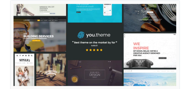 Download You | Multi-Purpose Responsive WordPress Theme Nulled