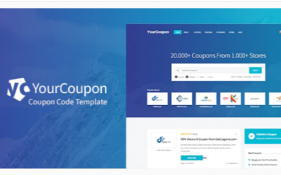 You are downloading Yourcoupon | Coupons & Deals WordPress Theme Nulled whose current version has been getting more updates nowadays, so, please