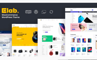 You are downloading eLab - WooCommerce Multi Vendor Marketplace Theme Nulled whose current version has been getting more updates nowadays,