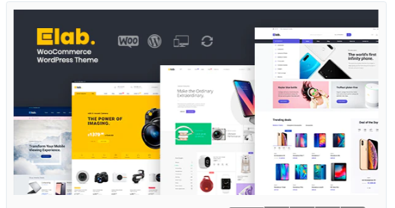 Download eLab – WooCommerce Multi Vendor Marketplace Theme Nulled
