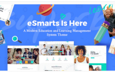 You are downloading eSmarts - Education & LMS Theme Nulled whose current version has been getting more updates nowadays, so, please keep visiting