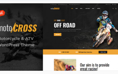 You are downloading motoCROSS - Motorcycle & ATV WordPress Theme Nulled whose current version has been getting more updates nowadays, so, please