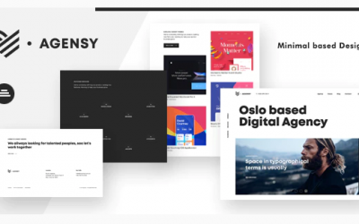 Agensy | Digital Lab & Creative Solutions Nulled theme