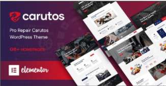 Download Carutos – Car Services WordPress Theme Nulled