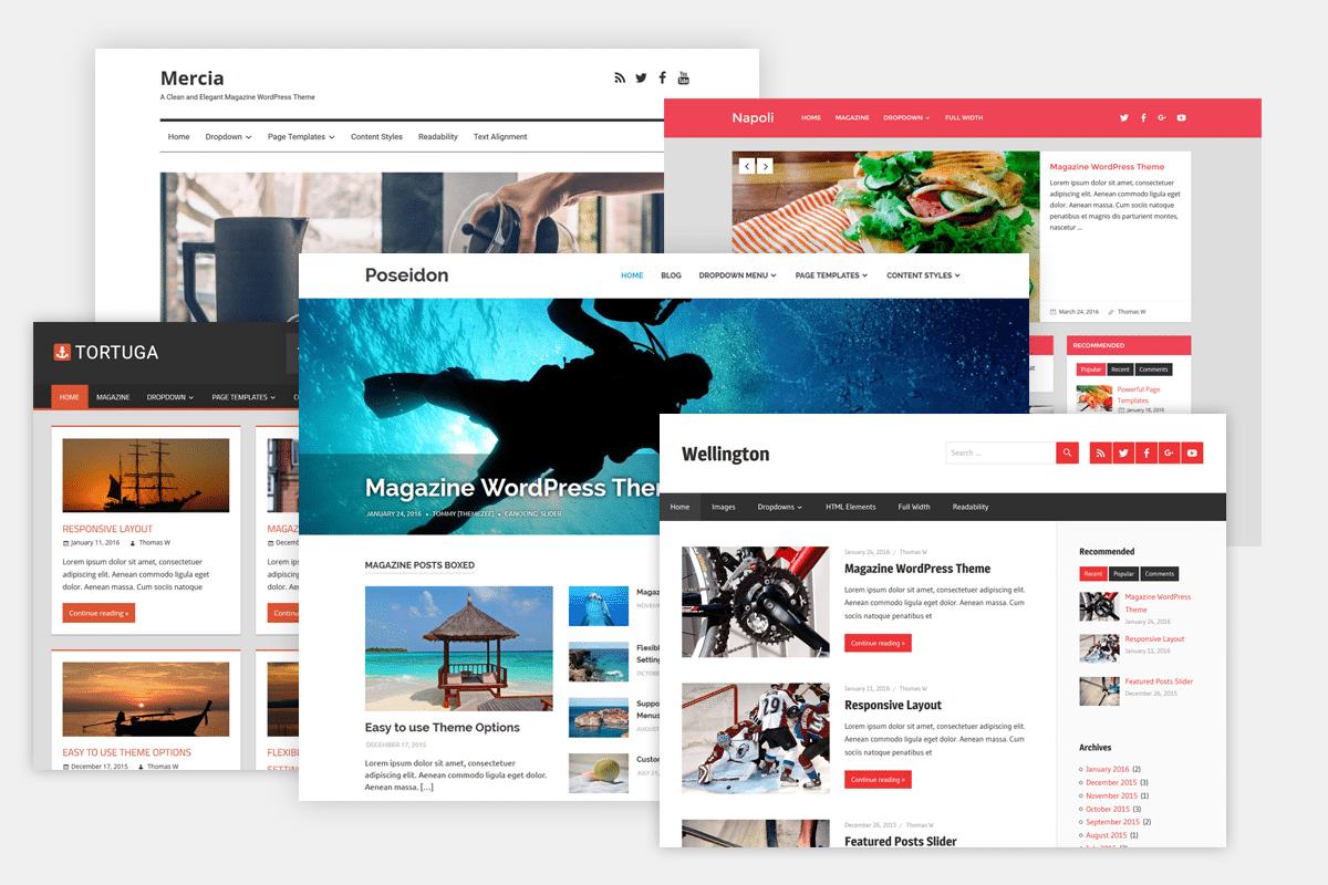 Download WordPress Theme Nulled