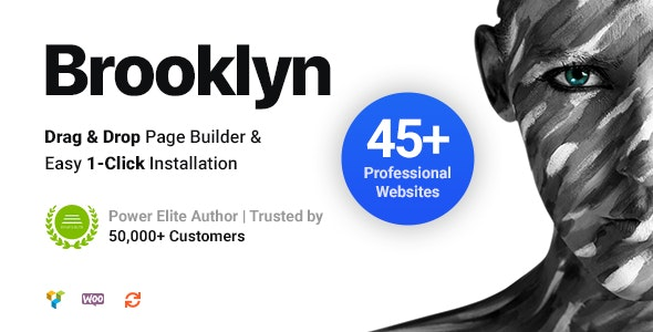 Download Brooklyn WordPress Theme Nulled