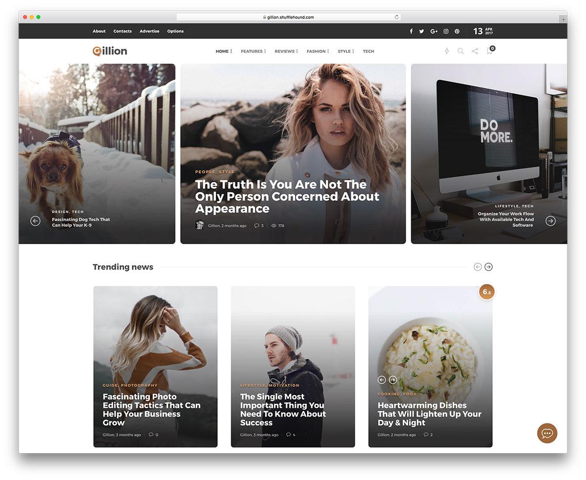 Download Fashion WordPress Theme Nulled