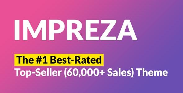 Download Impreza WordPress Theme Nulled