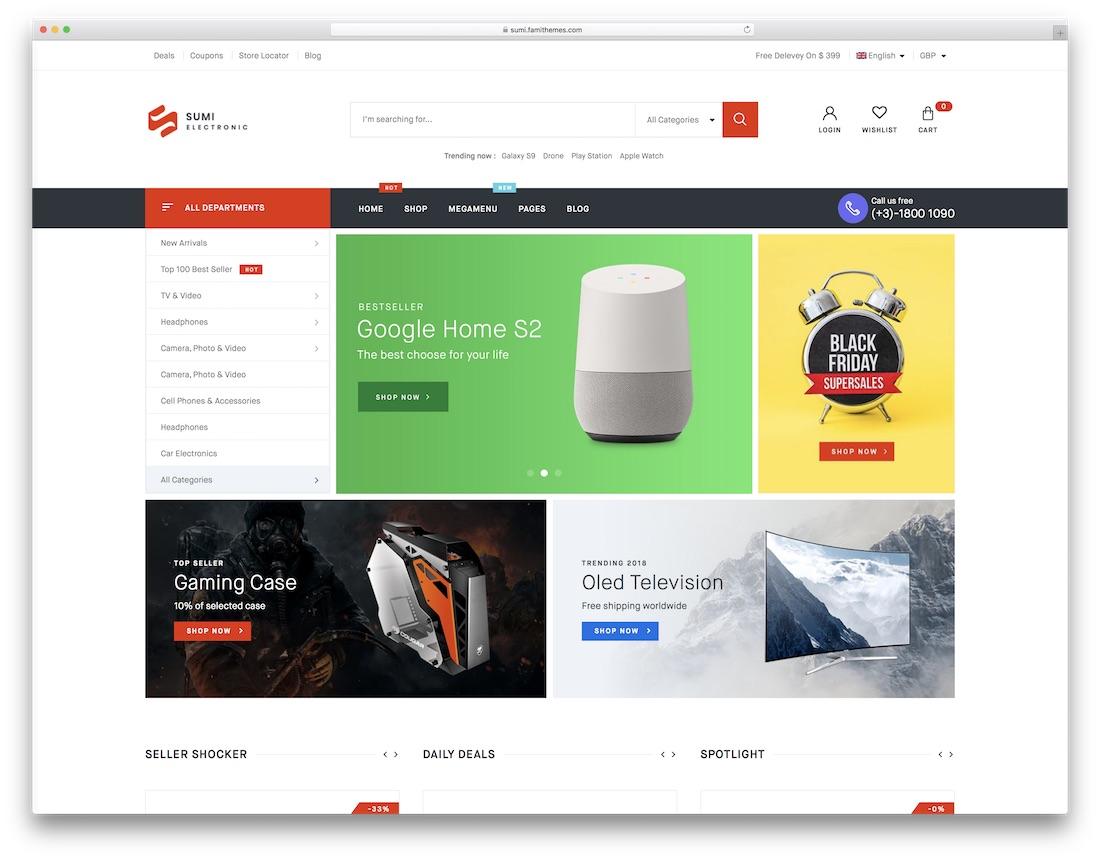 Download Soledad WordPress Theme Nulled