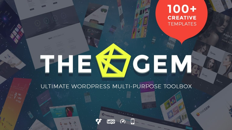 Download The Gem WordPress Theme Nulled