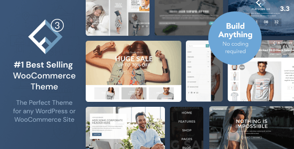 Download Flatsome WordPress Theme Nulled