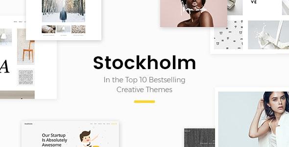 Download Stockholm WordPress Theme Nulled
