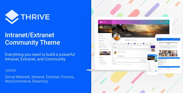 Download Thrive WordPress Theme Nulled