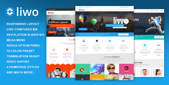 Download Themeforest WordPress Theme Nulled