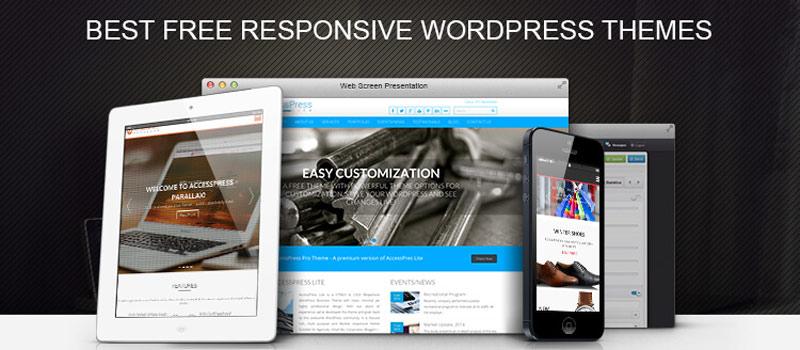 Download Responsive WordPress Theme Nulled