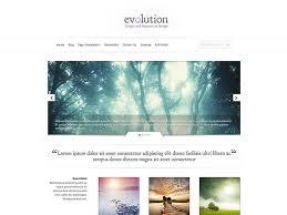 Download Evolution WordPress Theme Nulled