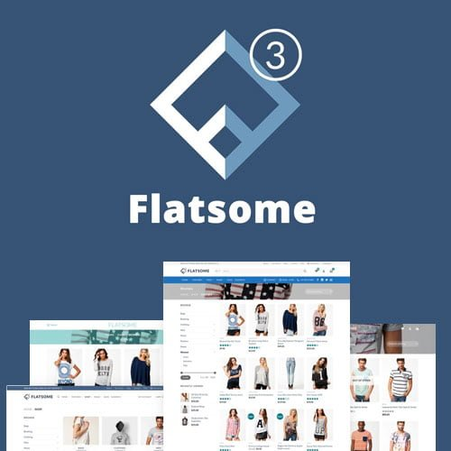 Download Flatsome | Multi-Purpose Responsive WooCommerce Theme Nulled
