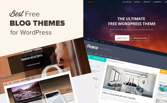 Download WordPress Theme For Blogs Nulled