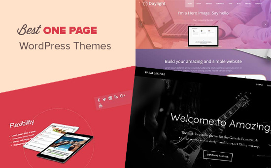 Download One Page WordPress Theme Nulled
