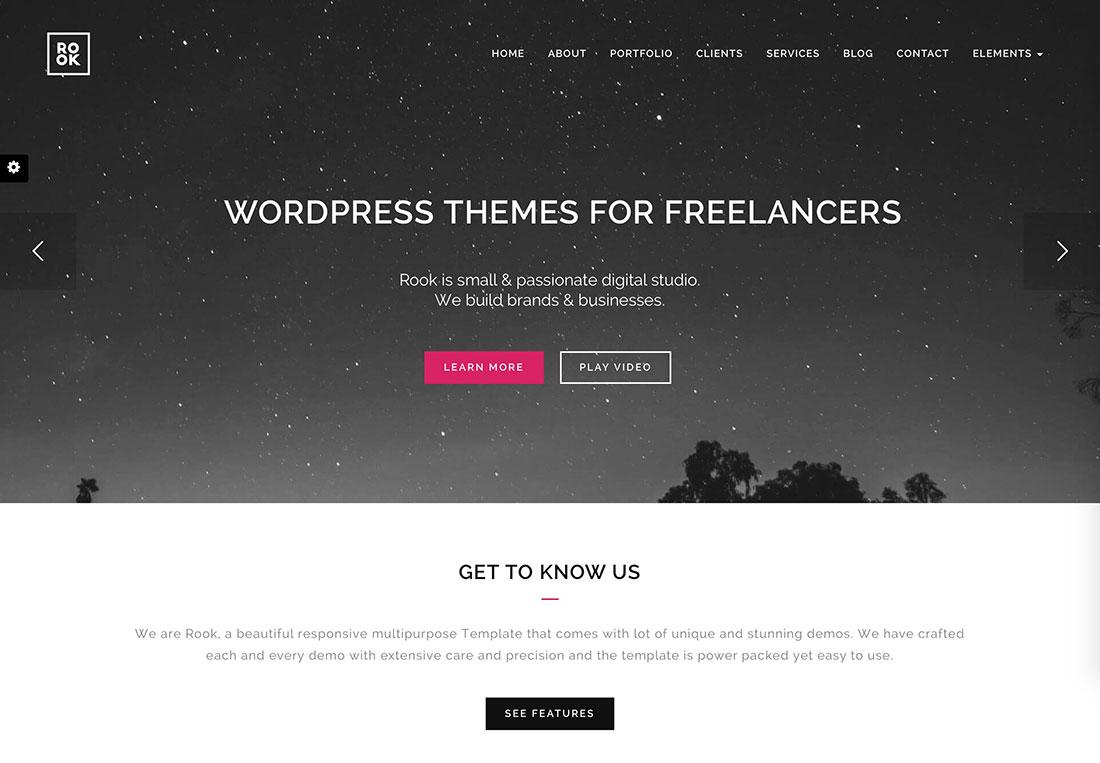 Wordpress темы фрилансер как найти работу удаленно без опыта