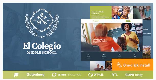 El-Colegio-School-Education-WP-Theme-with-LMS-by-Seaside-Themes